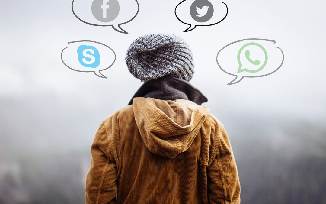 An American thinking about using Whatsapp over other apps.